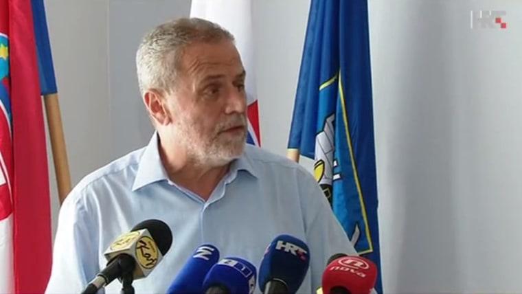 Milan Bandić (Photo: HRT)