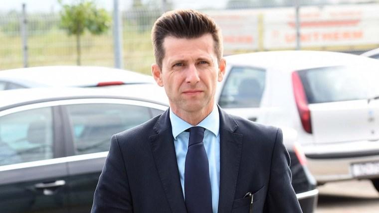 Mario Habek (Photo: Vjeran Zganec Rogulja/PIXSELL)