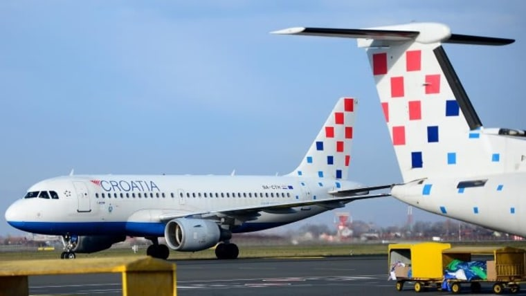 The announced strike at Croatia Airlines has been declared illegal by the Zagreb County Court. (Photo: Marko Prpic/PIXSELL)