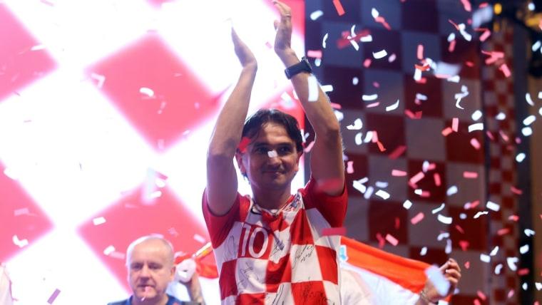 Croatian national football team coach Zlatko Dalić (Photo: Goran Stanzl/PIXSELL)