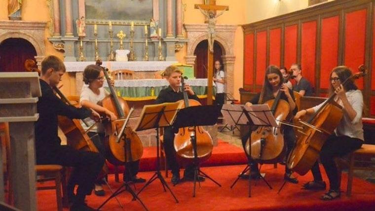Konzert der Kammermusik aus dem letzten Jahr (Foto: Stjepan Janeković /Krk)