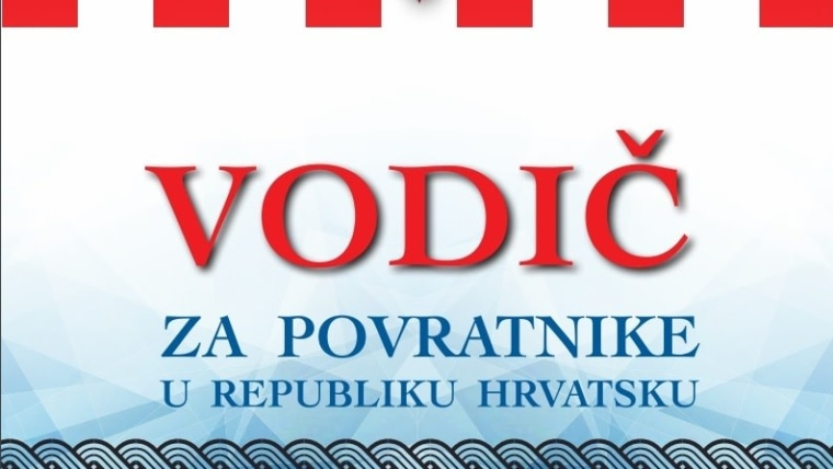 The Returnee's Guide can be found on the website of the Central State Office for Croatians abroad. (Photo: HRT)