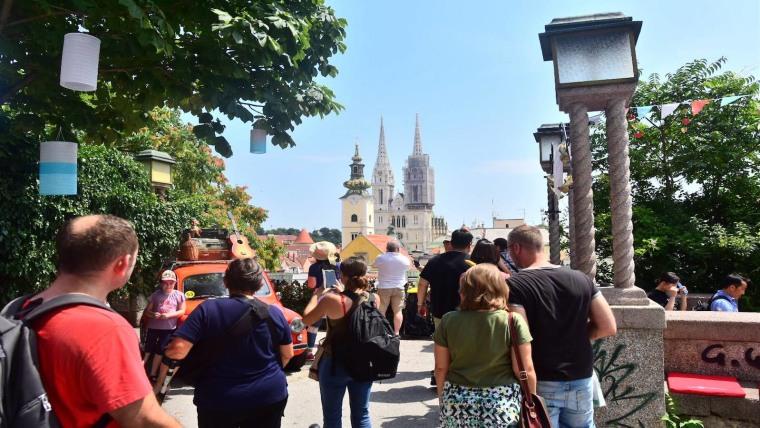 Zagreb je na dalekim tržištima cijelu godinu prisutan kroz razne aktivnosti (Foto: Facebook)