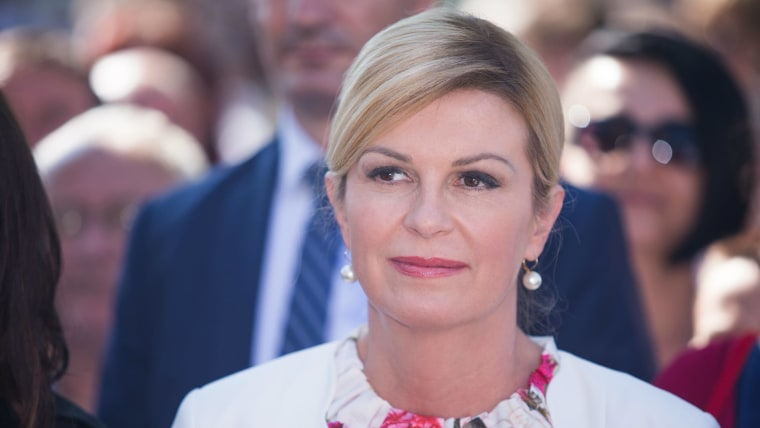 Kolinda Grabar-Kitarović (Photo: Davor Javorovic/PIXSELL)