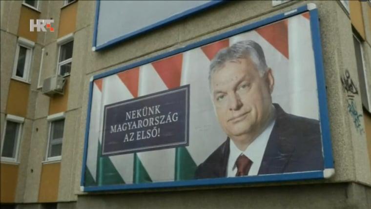 Hungarian Prime Minister Viktor Orban (Screenshot: HRT)