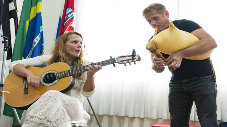 "Elis je u Brazilu predstavila album ""O canto da Istria"" (Foto: Milan Banić)"
