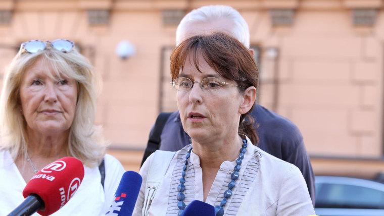 Kristina Pavlović (Photo: Patrik Macek/PIXSELL)