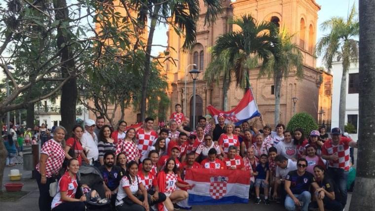 Comunidad croata en Santa Cruz (Foto: archivo de la comunidad)
