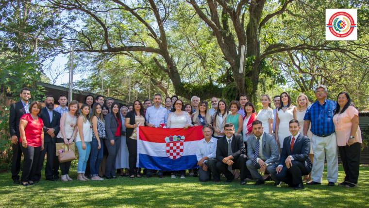 Asociación Paraguaya de Croatas (Foto: archivo asociación)