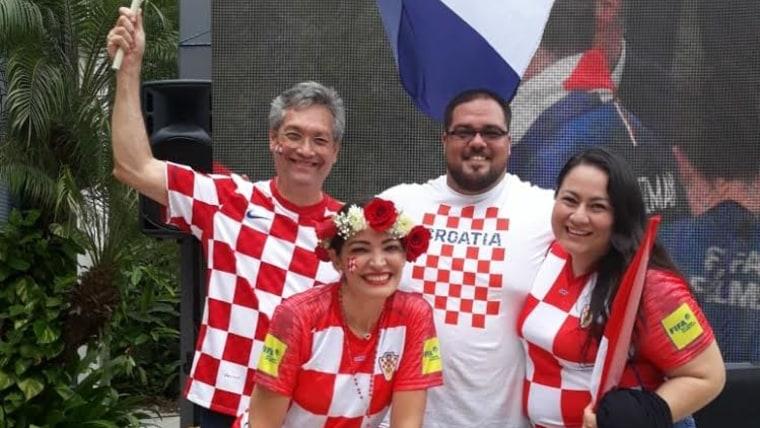 Croatas en Ecuador (Foto: Asociacićon Croata Ecuatoriana)