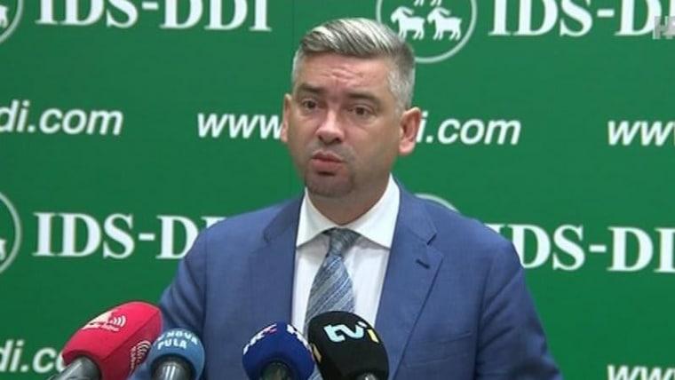 Boris Miletić IDS, (Foto:HRT)