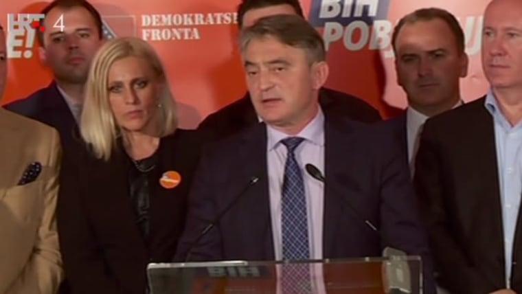 Mitglieder der Präsidentschaft von Bosnien und Herzegowina Željko Komšić (Foto: HRT)