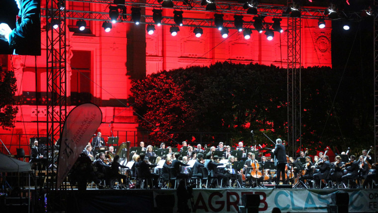 Zagrebačka filharmonija (Foto: Zarko Basic/PIXSELL)