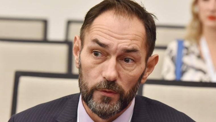 Croatian Chief State Attorney Dražen Jelenić (Photo: Hrvoje Jelavic/PIXSELL)