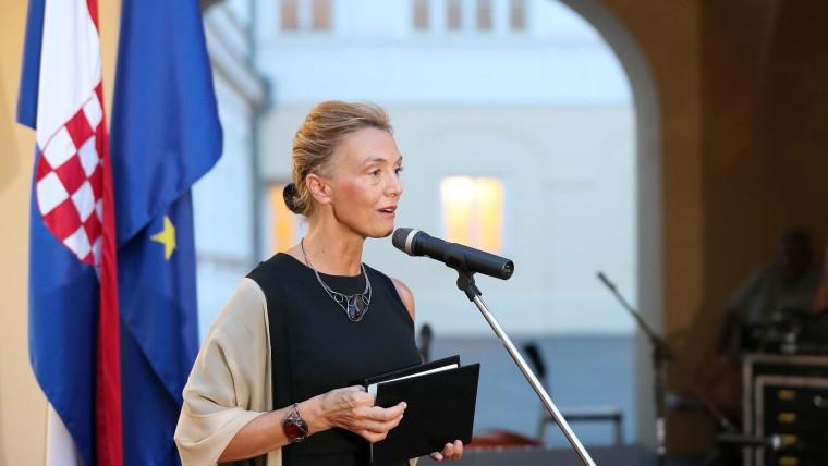 Marija Pejčinović Burić (Photo: Goran Stanzl/PIXSELL)