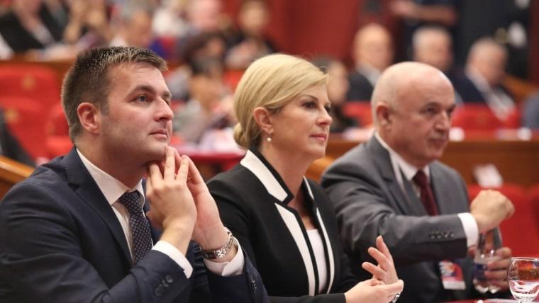 26. Konsultation der kroatischen Gesellschaft der Ökonomen (Foto: Nel Pavletic_PIXSELL)