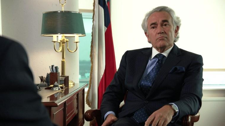 Embajador de Chile en Croacia sr. Juan Nilo (Foto: HRT)