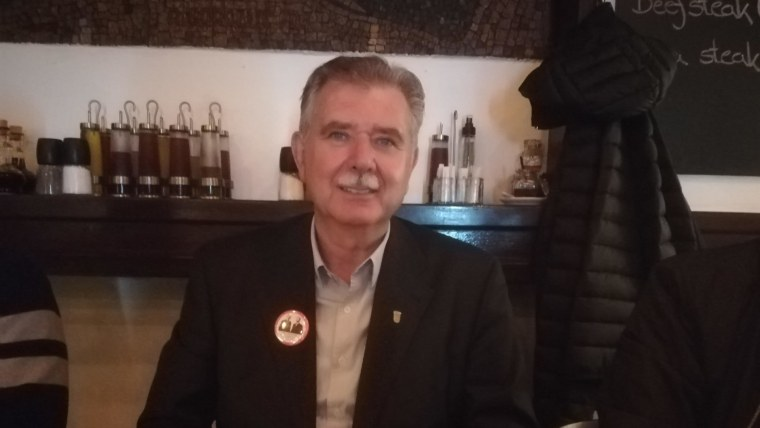 Robert Jakubek, cónsul de Croacia en Santa Cruz (Foto: Sociedad Hispano Croata)