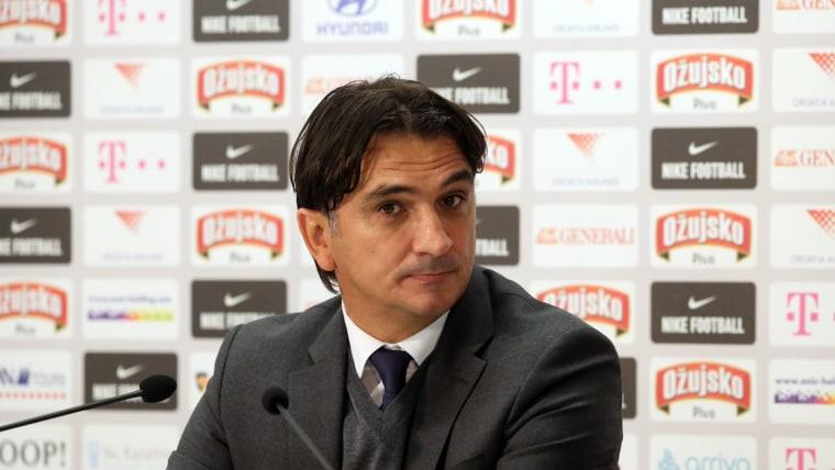 Zlatko Dalić (Photo: Goran Kovacic/PIXSELL)