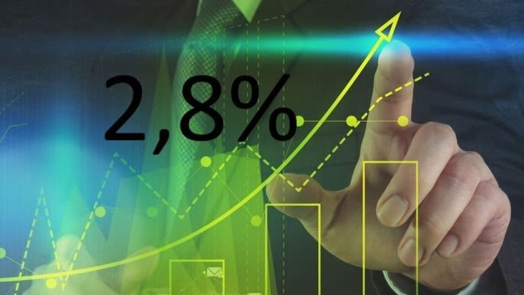 Aumenta el crecimiento del PIB (Foto: HRT)