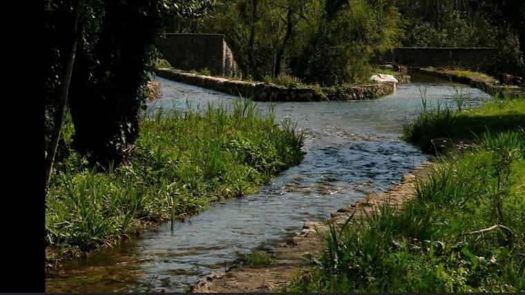 Canales de irrigación en el pueblo Ljuta. (Foto: HRT.hr)