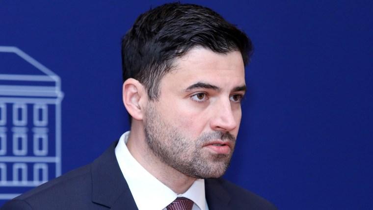 SDP Party Chairman Davor Bernardić (Photo: Patrik Macek/PIXSELL)