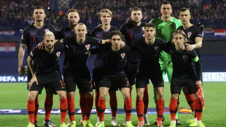 Croatian national football team (Photo: Igor Kralj/PIXSELL)