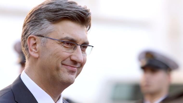 Andrej Plenković (Photo: Patrik Macek/PIXSELL)