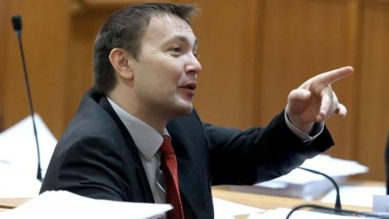 Arsen Bauk, SDP (Foto: HRT)
