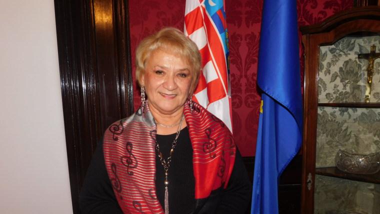 Predavačica dr. Zdenka Weber (Foto: Snježana Herek)