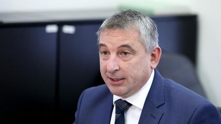 Ministar graditeljstva Predrag Štromar. (Foto: Patrik Macek/Pixsell)