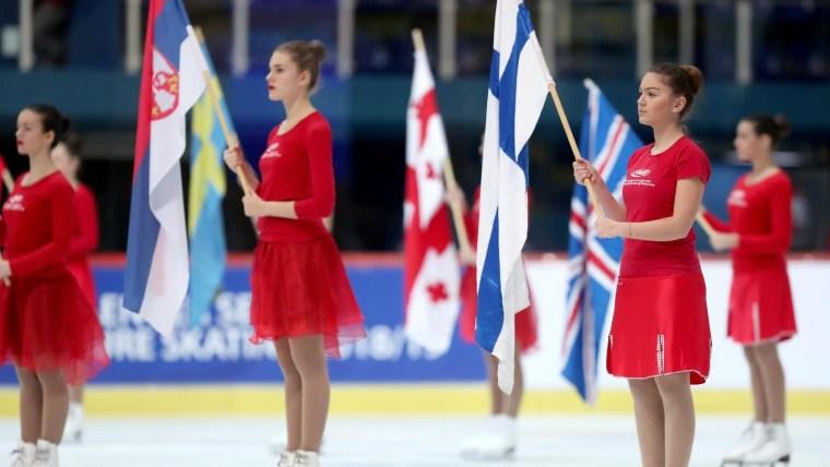 Die Eröffnungszeremonie des Wettbewerbs Zlatna pirueta (Foto: Igor Kralj_PIXSELL)