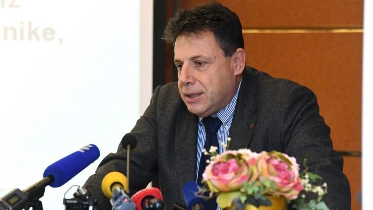 Supreme Court President Đuro Sessa (Photo: Marko Lukunic/PIXSELL)