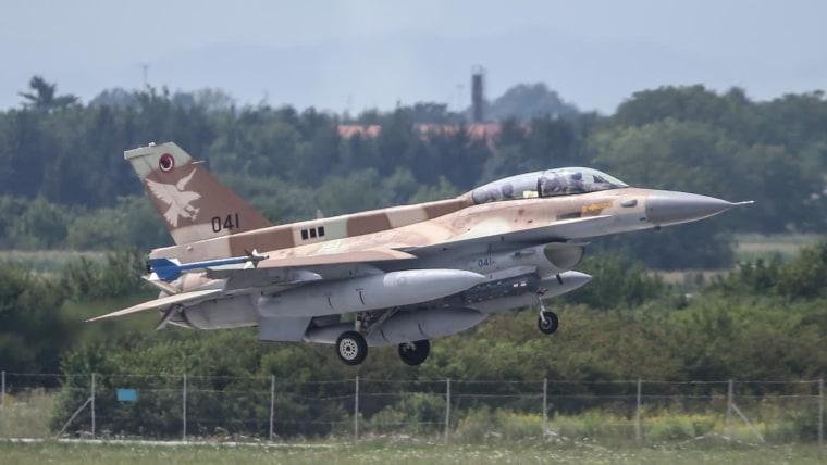 Aviones F-16 (Foto: Igor Soban/PIXSELL)
