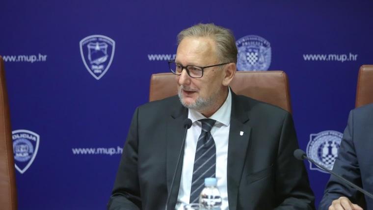 Ministro Božinović (Foto: Luka Stanzl/PIXSELL)