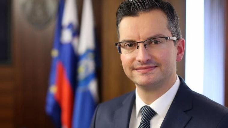 Der slovenische Ministerpräsident Marjan Šarec (Foto: Matija Habljak_PIXSELL)