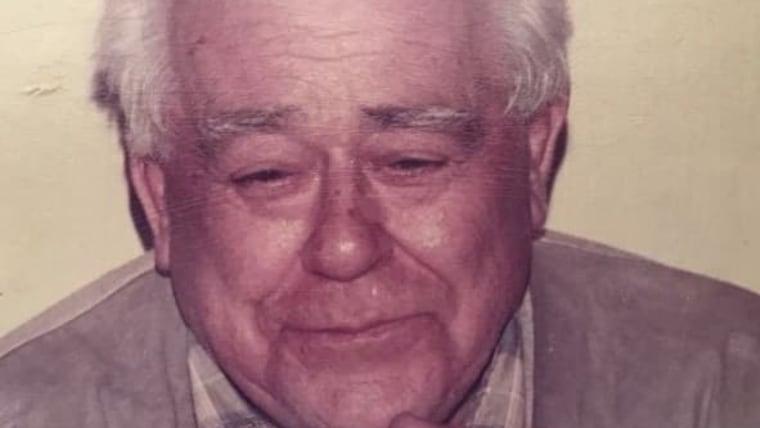 Padre Lino Pedišić (Foto: Gentileza de Magdalena y María Paulina Vlaho)