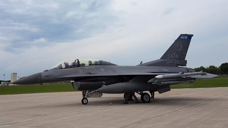 Croatia insists on the F-16s with the Israeli upgrades (Photo: HRT)