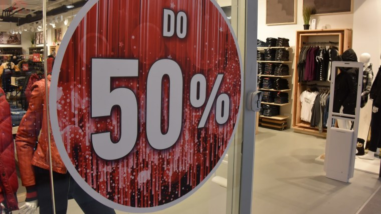 Store in Zagreb (Photo: Dusko Marusic/PIXSELL)