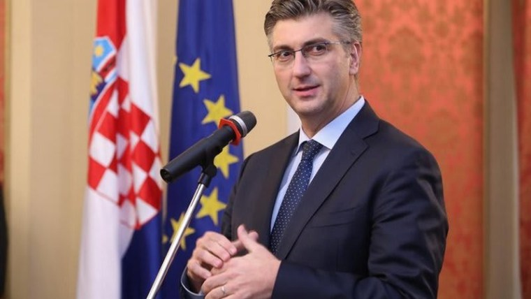 Prime Minister Andrej Plenković says Croatia will not incur any damages if the arms deal is scrapped (Photo: Matija Habljak/PIXSELL)