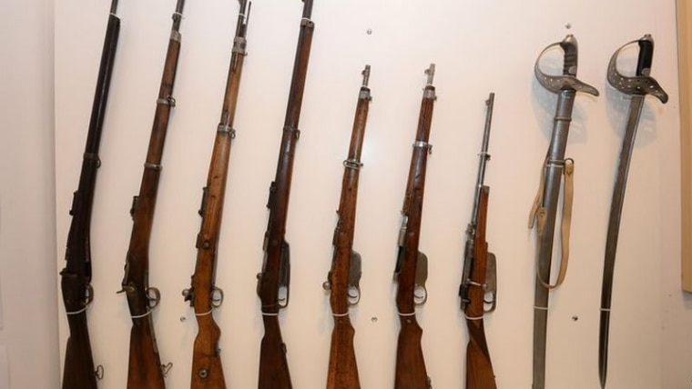 The Interior Ministry now requires all traditional and antique weapons to be registered (Photo: Vjeran Zganec Rogulja)