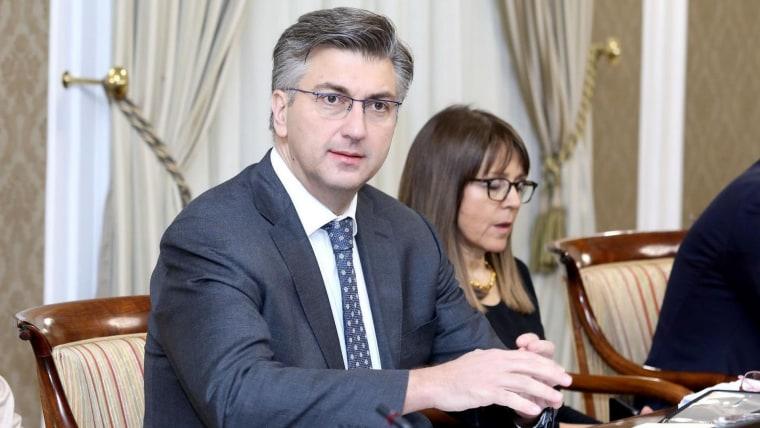 Premier Andrej Plenković (Foto: Patrik Macek / PIXSELL)