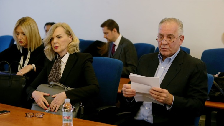 Ivo Sanader (Photo: Dalibor Urukalovic/PIXSELL)