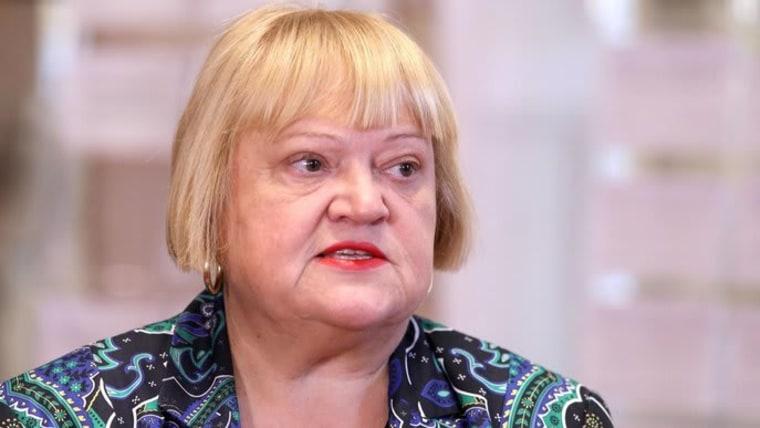 Anka Mrak - Taritaš aus der Partei GLAS (Foto: Patrik Macek/PIXSELL)
