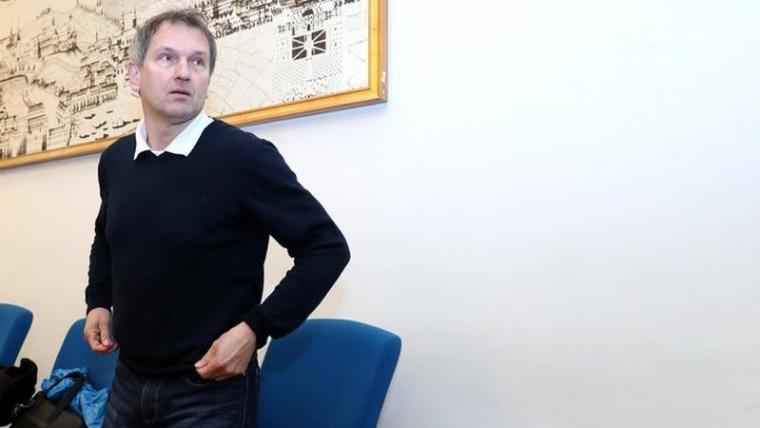 Former police chief Želko Dolački (Photo: Sanjin Strukic/PIXSELL)