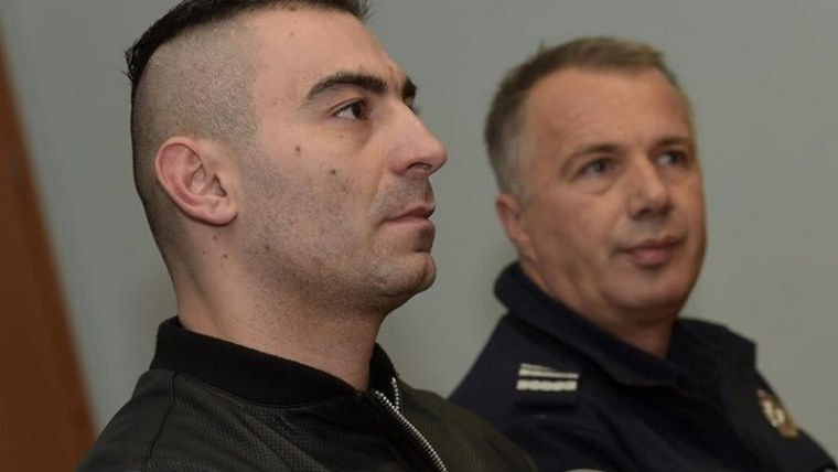 Darko Kovačević will be released on Sunday (Photo: Sanjin Strukic/PIXSELL)
