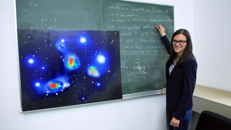 Znanstvenica Vernesa Smolčić. (Foto: Goran Jakuš/Pixsell)