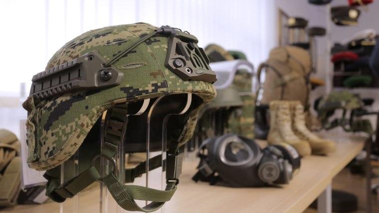 Equipamiento militar croata (Foto: Tomislav Miletic/PIXSELL)