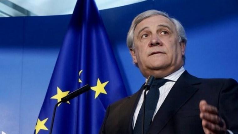 European Parliament Speaker Antonio Tajani (Photo: HRT)