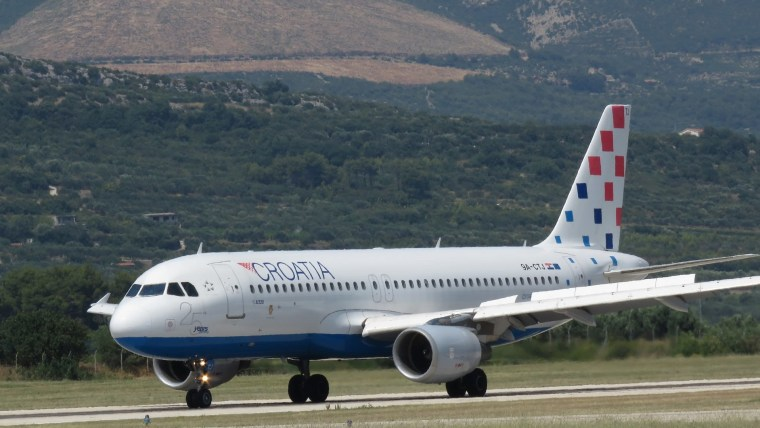 Croatia Airlines (Photo: Ivo Cagalj/PIXSELL)